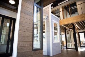 Windows at GSL San Francisco Showroom