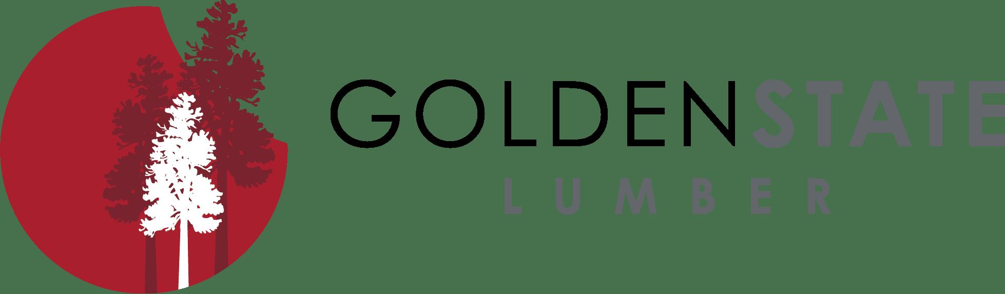 Golden State Lumber horizontal logo