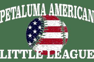 Petaluma American Little League logo