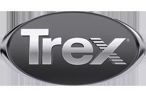 Trex silver logo