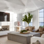 Euroline steel windows in modern living space