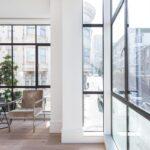Euroline window and glass door