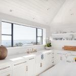 Minimal kitchen window by Euroline