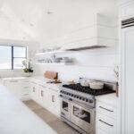 Modern kitchen with Euroline window