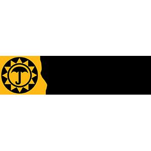 AllWeather Wood logo in black small