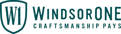 WindsorONE logo horizontal transparent