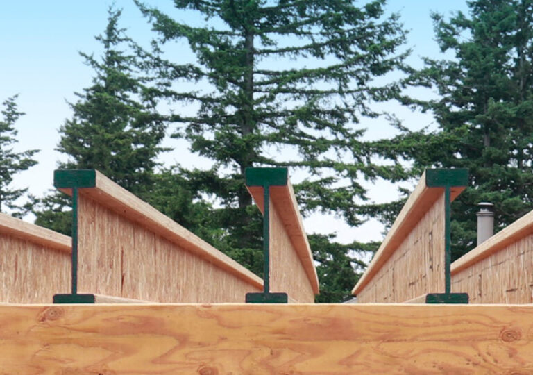 Pacific Woodtech PWI joist wood beams
