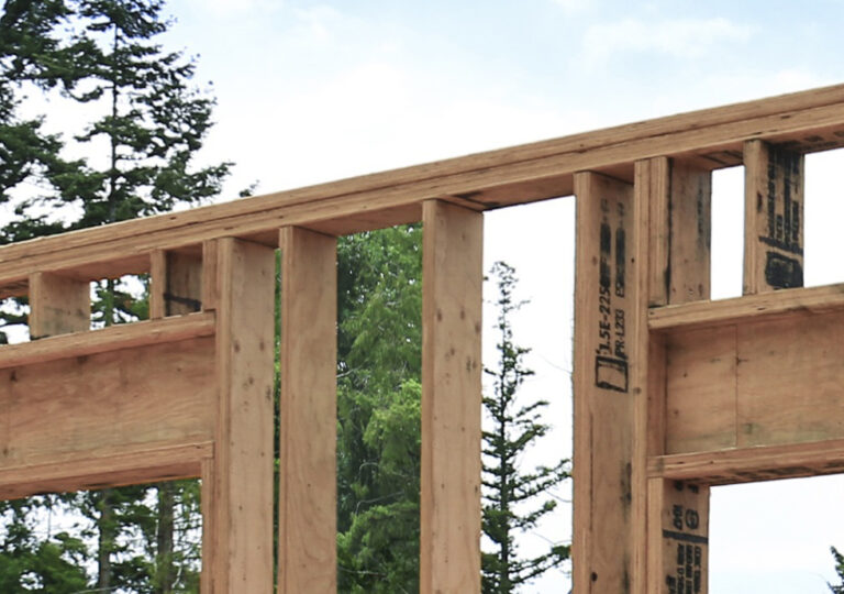 PWLVL wood beams from Pacific Woodtech