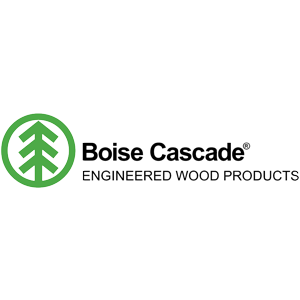 Boise Cascade Engineered Wood Products logo with black text square crop