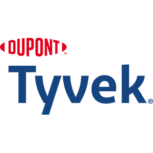 Tyvek by DuPont logo in color square crop