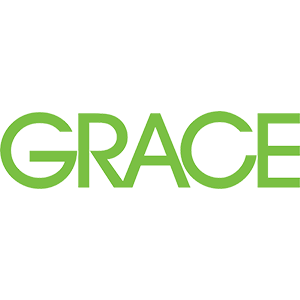 Grace logo in color square