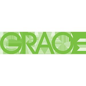 Grace logo in color square