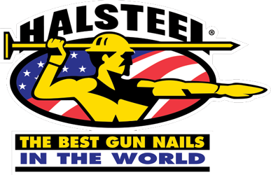Halsteel logo in color