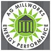 AG Millworks Energy Performance logo