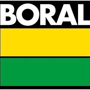 Boral color logo small