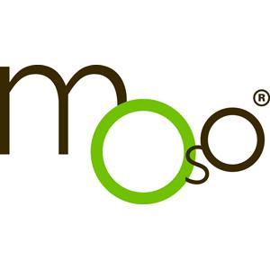 Moso Bamboo logo square
