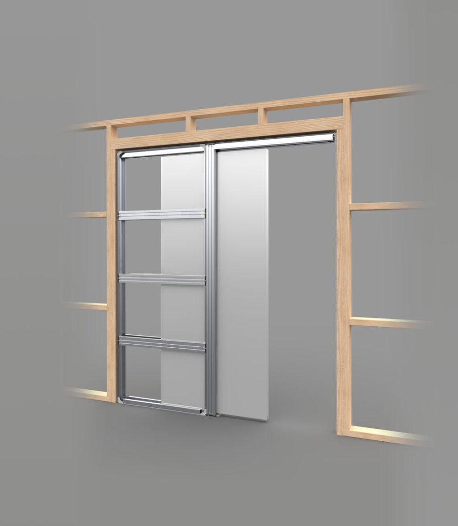 CavitySliders Pocket Door