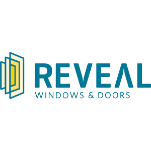 Reveal Windows & Doors square logo color