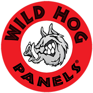 Wild Hog Panels badge logo medium