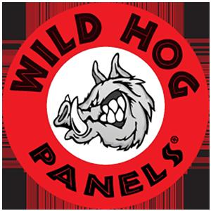 Wild Hog Panels badge logo medium